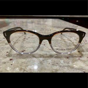 Twill & Tweed eyeglasses
